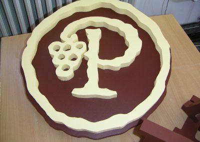 Corner GR - plasztikus betűk, 3D habbetű